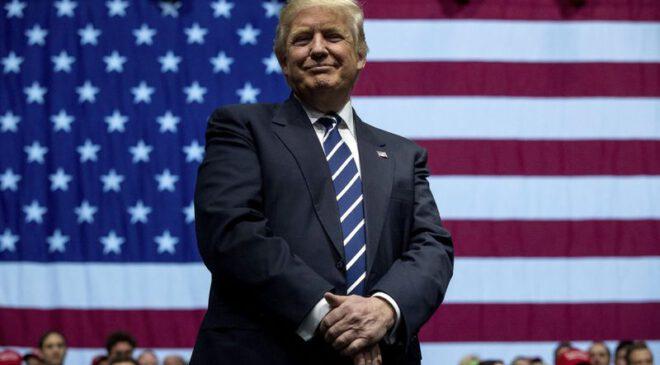 Mr President Donald Trump