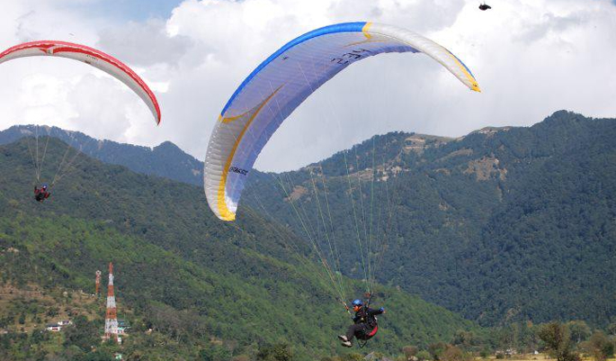 Bir-Billing for paragliding