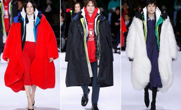 Comforter coats