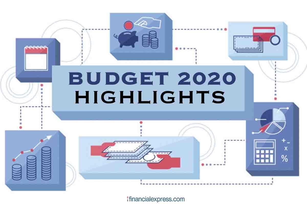 Union Budget 2020-21 Key Highlights: Income Tax Slab 2020 ...