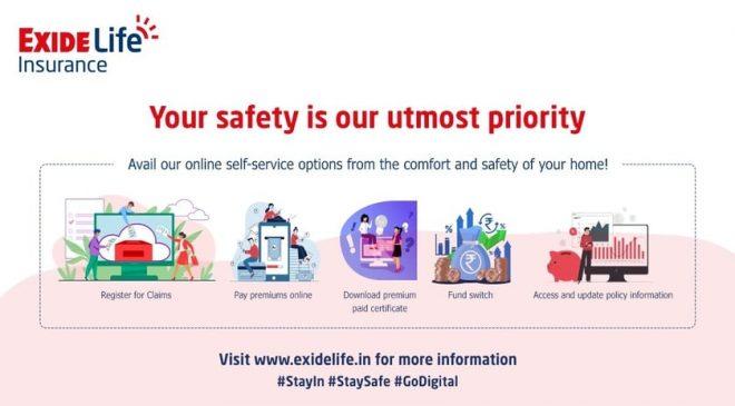Exide Life Insurance company