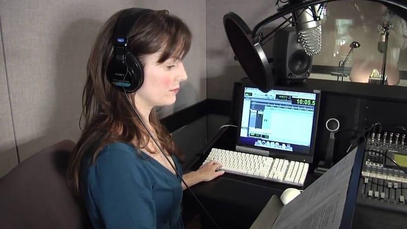 audio narator